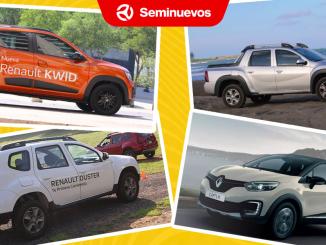 vehículos de Renault