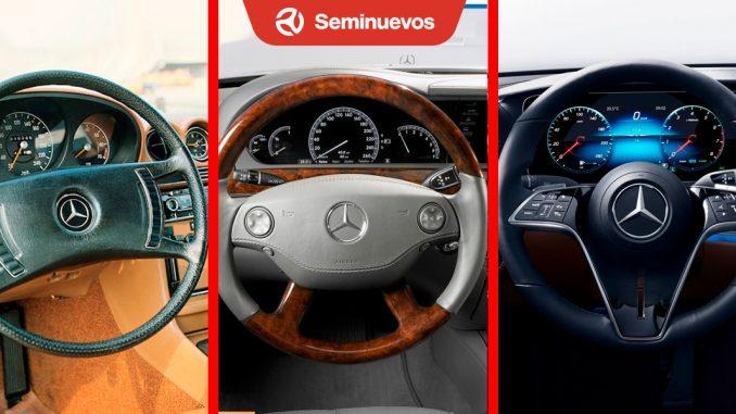 Evolución del volante