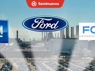 Ford GM y FCA