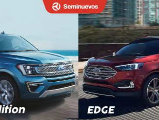 Ford Expedition y Edge 2020
