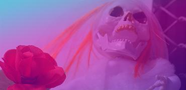 Zombies at PieSoft SpooktoberFest!