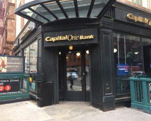 Capital One Cafés