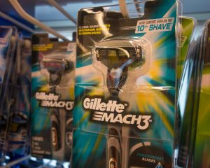 Gillette Mach3 Turbo Men's Razor