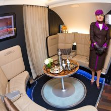 5 Airlines With Stunning Business Class Accommodations