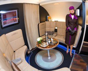 Etihad Airways Business Studio