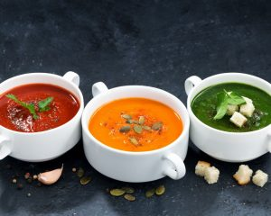 Soups and Smoothies