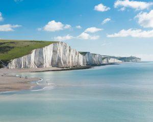 White Cliffs of Dover – England