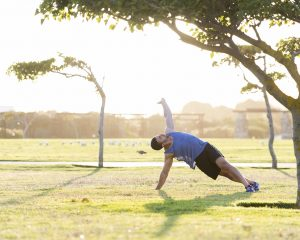 Bodyweight Fitness Routines