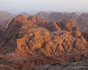 Mount Sinai – Egypt