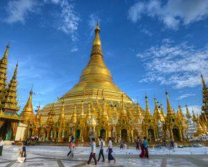 Shwedagon Pagoda – Myanmar