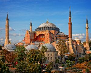 Hagia Sophia – Turkey