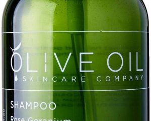 Olive Oil Skincare Company Rose Geranium Shampoo