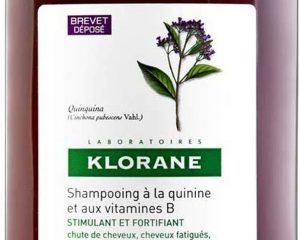 Klorane Quinine Shampoo