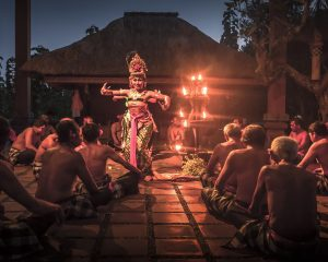 Watch a Kecak Dance