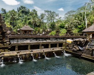 Bathe in the Holy Temple of Tirta Empul
