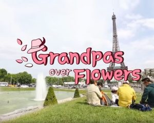 Grandpas Over Flowers