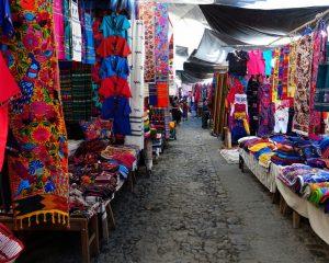 Chichicastenango Market – Guatemala