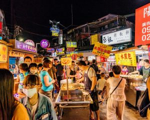 Shilin Night Market – Taiwan