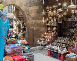 Khan Al-Khalili Market – Egypt