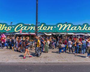 Camden Market – England