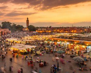 Djemaa el-Fna – Morocco