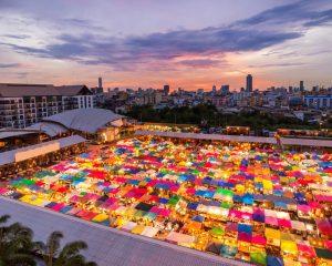 Chatuchak Market – Thailand