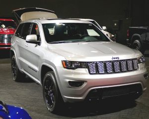 2020 Grand Cherokee