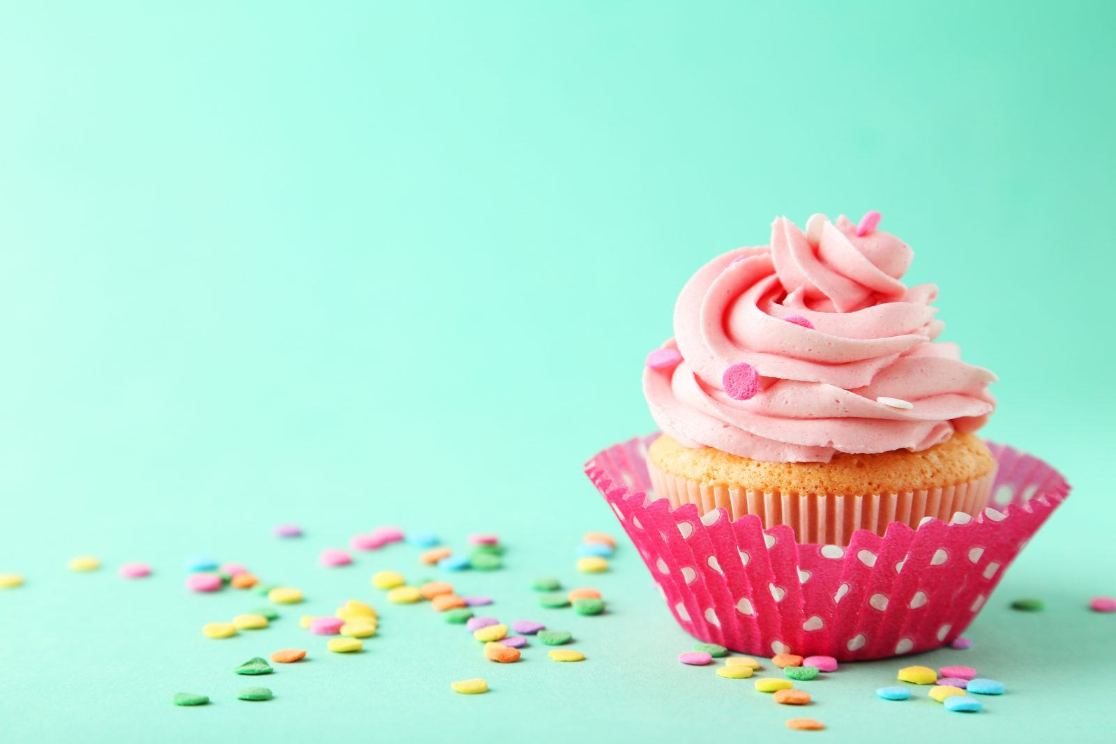 Diabetes-Strawberry Lemonade Cupcakes
