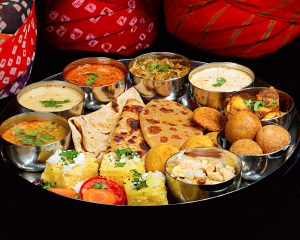 Different Thalis Around the Country