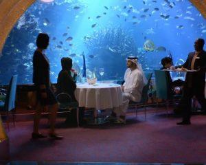 Al Mahara – Burj Al Arab, Dubai