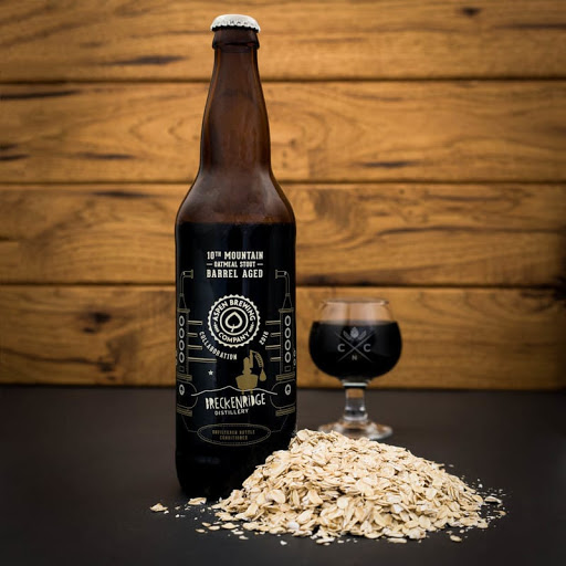 Beer - Barrel-Aged 10th Mountain
