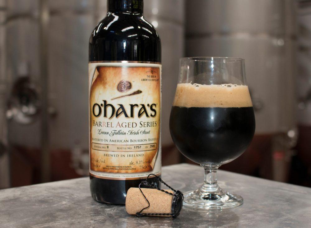 Beer - O'Hara's Barrel Aged Leann Follain