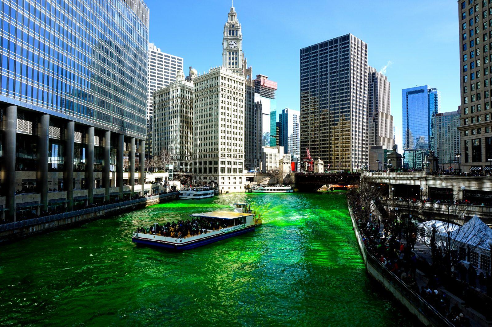 St Patricks Day - Chicago
