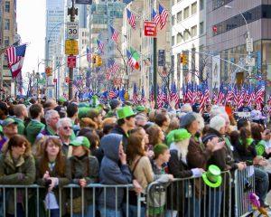 St Patricks Day - NYC