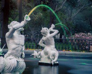 St Patricks Day - Savannah