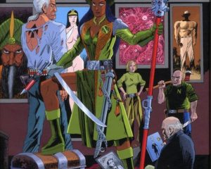The League of Extraordinary Gentlemen: Nemo Trilogy