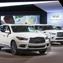 3 Must-See SUVs From Infiniti for 2020
