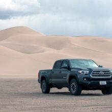 Highlights From The 2020 Toyota Truck Lineup