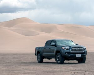 Check Out Toyota Trucks Online