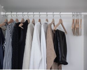 Suggested Capsule Wardrobe Items for Women