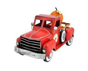 4. Small Pumpkin Truck
