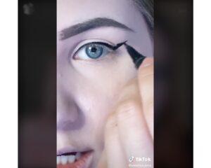 6. Eyeliner for Hooded Eyes