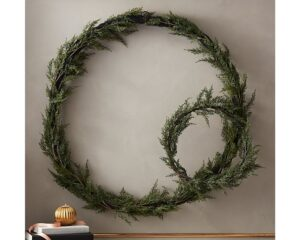 Cedar Wreaths from CB2