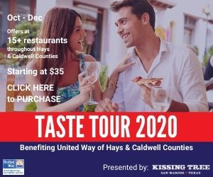 Taste tour tickets.