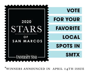 vote instars of san marcos.