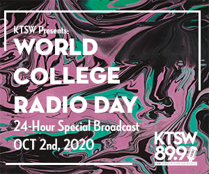 World College Radio Day October 2 with KTSW