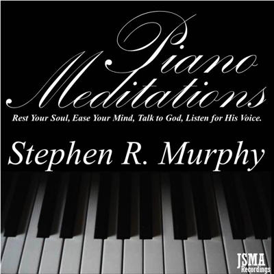 Piano Meditations Cover