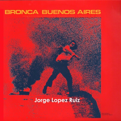 Bronca Buenos Aires 2013 Cover