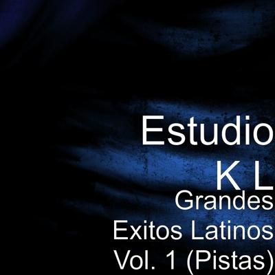 Grandes Exitos Latinos Vol. 1 (Pistas) Cover