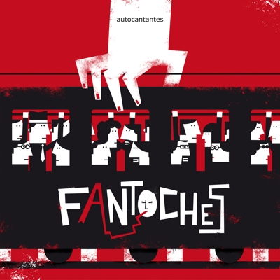 Fantoches Cover